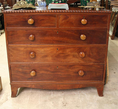 commode ancienne 1900