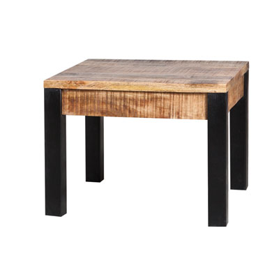 Meubles tv et tables de salon - Table basse carre bois ...
