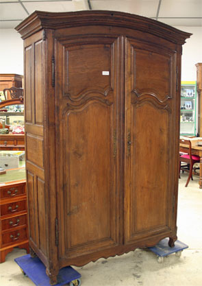 armoire ch ne ancienne 490 vendu. Black Bedroom Furniture Sets. Home Design Ideas