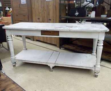 Meuble drapier occasion table de lit - Table console ancienne ...
