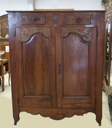 buffet normand ancien buffet corps ancien merisier uac vendu beautiful meuble anglais en pin. Black Bedroom Furniture Sets. Home Design Ideas