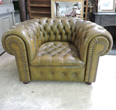 D co fauteuil chesterfield occasion strasbourg 1736 - Fauteuil chesterfield occasion ...