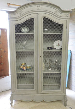 1000 images about meubles patin s on pinterest armoires for Meuble armoire